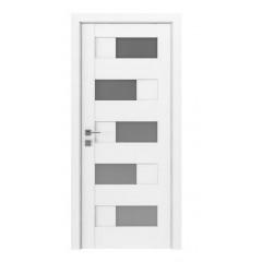 Двері міжкімнатні шпоновані F7