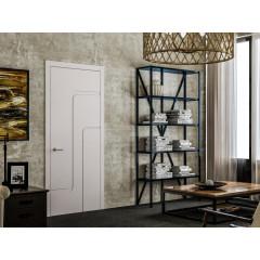 Двері міжкімнатні білі Fado Париж 1701