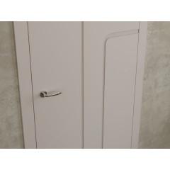 Двері міжкімнатні білі Fado Париж 1702