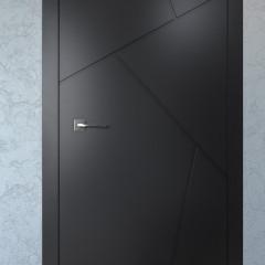 Двері міжкімнатні білі Fado Париж 1704