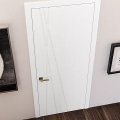 Міжкімнатні двері Корфад PD-01 (Екошпон)