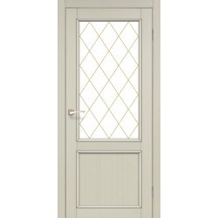 Міжкімнатні двері Корфад CL-02 (Екошпон)