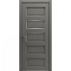 Скляні двері Корфад VC-02 (Екошпон)