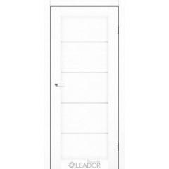 Двері білі Корфад VND-01
