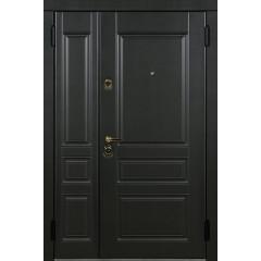 Міжкімнатні двері Rodos  Flat півскло (Екошпон)