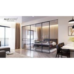 Двері міжкімнатні шпоновані Fado Валенсія 1901