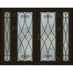 Міжкімнатні двері соснові Сієна