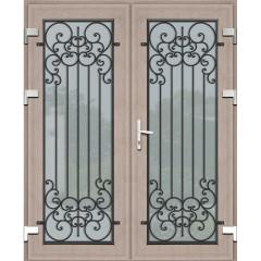 Міжкімнатні соснові двері Севілія