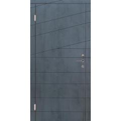 Двері вхідні Термопласт Thermo Steel 104а