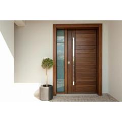 Двері дерев'яні фарбовані Fine Clear від Євгена Ткаченко