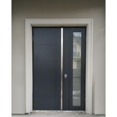 Двері дерев'яні фарбовані Bordo від Євгена Ткаченко