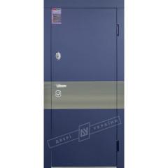 Двері дерев'яні фарбовані Fine від Євгена Ткаченко