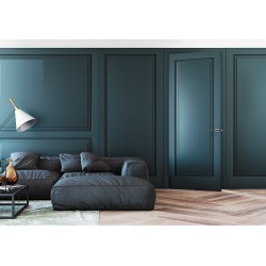 Двері дерев'яні фарбовані Sovinyon від Євгена Ткаченко