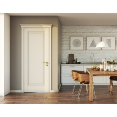 Двері дерев'яні фарбовані New classic від Євгена Ткаченко