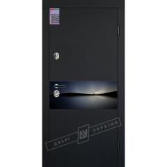 Вхідні двері металопластикові sp 65