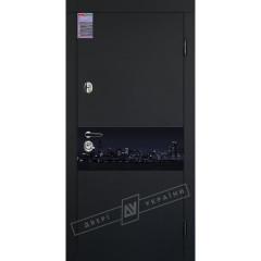 Вхідні двері металопластикові sp 1214