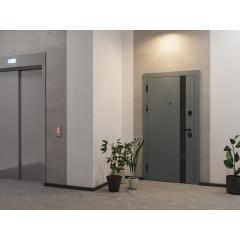 Вхідні двері металопластикові sp 12