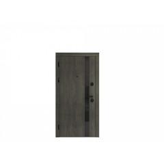 Вхідні двері металопластикові kr 17