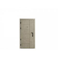 Вхідні двері металопластикові sp 25