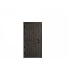 Вхідні двері металопластикові sp 29
