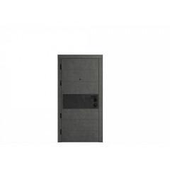 Двері вхідні Стілгард Antifrost 20 / Alfa Glass GO
