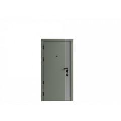 Посувні шпоновані двері білі