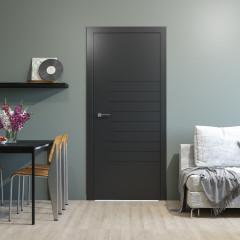 Міжкімнатні двері Rodos Versal Irida (Екошпон)