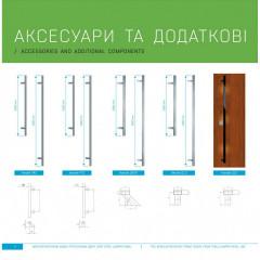 Двері міжкімнатні шпоновані Fado Прага