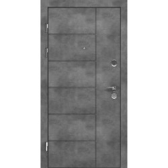 Вхідні двері Rodos Steel Lin LNZ 002