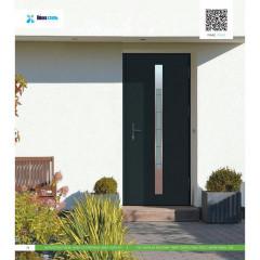 Вхідні двері Rodos Steel Line 003