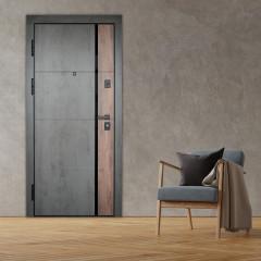 Вхідні двері Патріот MS Вертикаль