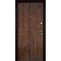 Двері прихованого монтажу HPL під камінь