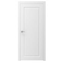 Приховані двері зі склом лакобель