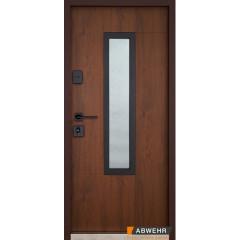 Вхідні двері Rodos Basic Street Bas 002