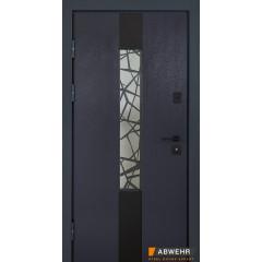 Вхідні двері Rodos Steel Basic Street Bas 002