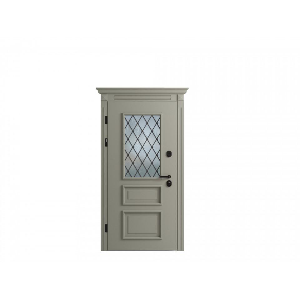 Ручка для дверей Tupai 3095 Q 5S