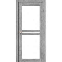 Розсувні шпоновані двері