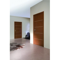 Двері в інтер'єрі Paolo Rossi
