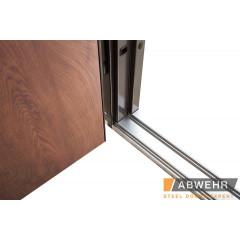 Вхідні двері Rodos Steel Premium PRZ 002