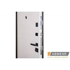 Вхідні двері Rodos Steel Premium PRZ 003