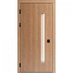 Вхідні двері Патріот  Loft Glass