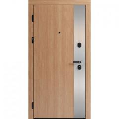 Міжкімнатні двері Rodos Modern N Bianca 2 (Екошпон)