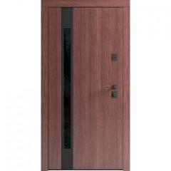 Вхідні двері з фанерними накладками Патріот PS Atlanta