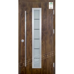 Двері вхідні зовнішні М№1S GRAND HOUSE 73 mm  Двері України