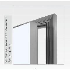 Двері вхідні зовнішні ФлешN GRAND HOUSE 73 mm  Двері України