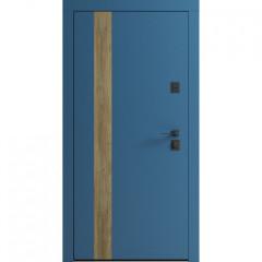 Двері вхідні Термопласт Полімер 20-57