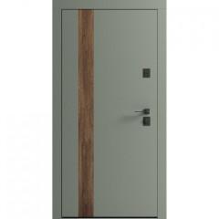 Двері вхідні Термопласт Полімер 20-64