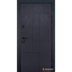 Вхідні двері Патріот MS Smart Blak