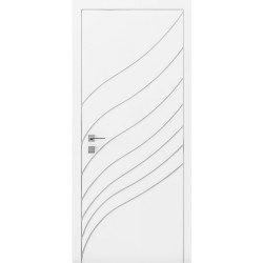 Міжкімнатні двері Rodos фрезеровані 30