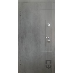 Вхідні двері Патріот Альфа Соната Лайн
